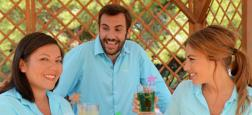 """Audiences prime: """"Camping paradis"""" large leader sur TF1 - Le foot très faible sur France 2 à 1.4 millions de téléspectateurs"""