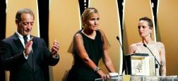 Audiences 20h: Quel score pour l'incroyable cérémonie de clôture de Festival de Cannes diffusée hier soir en direct sur Canal Plus ?