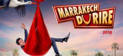 """La 8ème édition du gala """"Jamel et ses amis au Marrakech du rire"""" sera diffusée le jeudi 5 juillet à 21h00 sur M6"""
