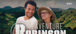 """Audiences Prime: """"L'aventure Robinson"""" avec Christine Bravo et Amir en tête à 2.8 millions sur TF1 - La série """"Bull"""" à 2.2 millions sur M6"""
