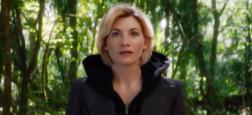 """Jodie Whittaker sera la première actrice à incarner le célèbre """"Doctor Who"""", le héros de la série culte de science-fiction de la BBC"""