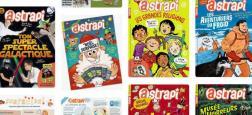 Un peu moins connu que ses grands frères Okapi ou Phosphore, le magazine Astrapi fête cette année ses 40 ans