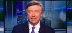 """Pourtant présentateur sur TF1, Jacques Legros refuse que son fils participe comme candidat à """"The Voice"""""""