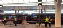 Autriche: Une trentaine de personnes ont été blessées dans un accident de train en gare de Salzbourg