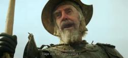 """Le film maudit de Terry Gilliam """" L'homme qui tua Don Quichotte"""" fera la clôture du Festival de Cannes le 19 mai prochain"""