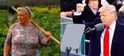 Morandini Zap - Des internautes ont trouvé le sosie de Donald Trump: Elle est agricultrice en Espagne !