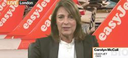 La PDG d'EasyJet démissionne pour prendre la direction du groupe de chaînes de télé ITV