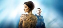 """Audiences prime: La série de TF1 """"Blindspot"""" leader à 3.2 millions - Seulement 100.000 d'écart entre France 3 et France 5"""