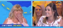 Morandini Zap: Sur C8, une candidate prend la danseuse Marie-Claude Pietragalla pour un homme ! - Regardez
