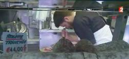 Témoignage : Après un Bac +5, un jeune homme quitte tout pour devenir boucher - Vidéo