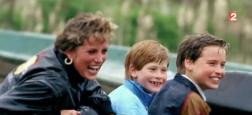France 2 dévoile de longs passages du documentaire exceptionnel sur Diana raconté par ses fils - Regardez un extrait - VIDEO