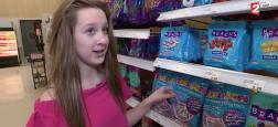 USA: Cette petite fille de 11 ans est devenue millionnaire en créant son entreprise... qu'elle gère en sortant de l'école ! - VIDÉO