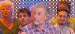 """Gilles Verdez tacle sévèrement Christophe Beaugrand, l'animateur de """"Secret Story"""" : """"Il n'a ni talent, ni envergure !"""" - Regardez"""