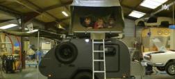 Zone Interdite: Un couple achète cette caravane à un prix exorbitant - Les internautes réagissent sur les réseaux sociaux ! - VIDEO
