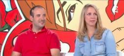 """Morandini Zap: L'amour des animaux pour une candidate des """"Z'amours"""" est très surprenant ... surtout pour son mari!"""