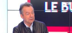 Michel Denisot annonce qu'il sera bientôt de retour sur Canal + pour présenter une nouvelle émission