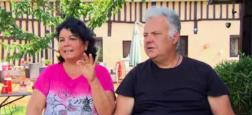 """Patrick et Céleste qui participent cette semaine à l'émission """"Bienvenue chez nous"""" menacés de mort après leur passage sur TF1"""