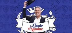 Antoine de Caunes va parcourir la France pour Canal + dans une collection de films divertissants à partir du mercredi 13 décembre