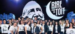 """M6 diffusera en décembre """"Rire pour un toit"""", une grande soirée autour d'un spectacle d'humour parrainé par Jamel Debouzze"""