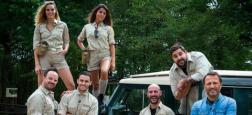 TF1 va diffuser une nouvelle émission présentée par Arthur le vendredi 9 février prochain dans laquelle des personnalités vont travailler dans un parc animalier