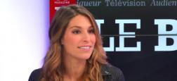 Laury Thilleman devient animatrice sur France 2 et va bientôt co-animer un nouveau jeu avec Nagui en prime-time