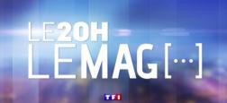 """TF1 va lancer le 12 mars un nouveau magazine d'information de 10 minutes qui sera diffusé à 20h30 à la place de """"Nos chers voisins"""""""