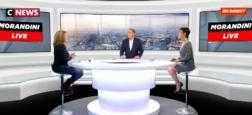 """Avec près de 3 fois l'audience de LCI à 11h, """"Morandini Live"""" sur CNews a fait s'envoler les scores une nouvelle fois hier"""