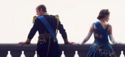 """Les producteurs de la série de Netflix """"The Crown"""" s'excusent pour l'écart de salaire entre l'actrice incarnant la reine et le comédien jouant le prince"""