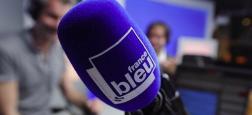 Audiences: France Bleu progresse sondage après sondage en étant désormais la 5e radio généraliste en France, devant Europe 1