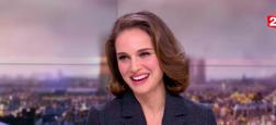 """Natalie Portman annule un voyage en Israël, où elle devait recevoir un prix, en raison d'évènements """"pénibles"""""""