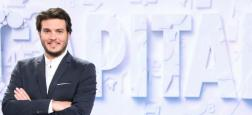 """Bastien Cadeac, le présentateur de """"Capital"""", animera un nouveau magazine d'information en prime time sur M6 à la rentrée"""