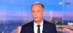 Audiences 20h: Le journal de TF1 de Julien Arnaud leader à 4.8 millions - Celui de Julian Bugier sur France 2 en forme à 4.3 millions