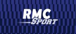 Le bouquet de chaînes sportives de SFR (groupe Altice), SFR Sport, rebaptisé RMC Sport depuis aujourd'hui