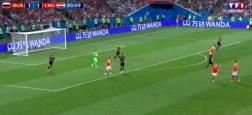 """Audiences Prime: Le match Russie - Croatie à 7.2 millions sur TF1 - """"Fort Boyard"""" à 2,1 millions sur France 2- """"Elementary"""" très faible sur M6"""