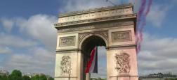 14 juillet: TF1, France 2 et les chaînes d'info bouleversent leurs programmes demain pour la retransmission du traditionnel défilé sur les Champs-Elysées