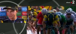 Audience: Le Tour de France attire 2,5 millions de téléspectateurs à 15h00 sur France 2