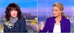 Audiences: Avec la présence d'Isabelle Adjani, le 20h d'Audrey Crespo-Mara sur TF1 devance de plus d'1.2 million de téléspectateurs celui de France 2