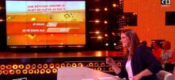 """""""C'est que de la télé!"""" de retour avec Valérie Bénaim sur C8 le mardi 4 septembre à 17h45 et avec de nouveaux chroniqueurs !"""