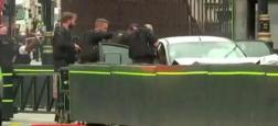 """L'auteur présumé de l'attentat à la voiture-bélier à Londres voulait vraisemblablement """"faire passer un message politique"""""""