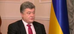 Le président ukrainien Petro Porochenko décide d'attaquer en justice la BBC pour diffamation dans un article