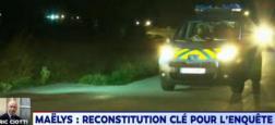 LCI révèle ce qu'a dit Nordahl Lelandais cette nuit aux enquêteurs lors de la reconstitution du meurtre de Maëlys