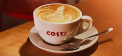Une publicité de la chaîne britannique de café Costa a été interdite à la radio pour avoir moqué les avocats