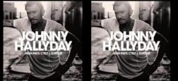 """800.000 exemplaires de """"Mon pays c'est l'amour"""", l'album posthume de Johnny Hallyday, seront mis en vente vendredi, annonce la maison de disque Warner"""