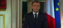 7 Français sur 10 pensent qu'Emmanuel Macron a eu raison de faire hier soir son mea culpa ... mais ne le croient pas sincère (BFM TV)