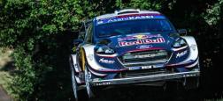 Canal+ annonce l'acquisition pour plusieurs saisons des droits de diffusion exclusifs du Championnat du Monde des rallyes (WRC) à partir de 2019