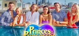 """""""Les Princes et les Princesses de l'amour """" reviennent pour une saison inédite sur W9 à partir du lundi 3 décembre à 18h50"""