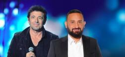 """Cyril Hanouna présentera """"Touche pas à mon Patrick"""" avec Patrick Bruel en direct et en prime-time sur C8 le vendredi 7 décembre !"""
