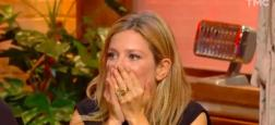 """Marina Fois évoque Cyril Hanouna dans """"Burger Quiz"""" sur TMC mais craint sa réaction avec des tweets"""