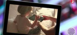 Le cerveau des enfants qui passent beaucoup de temps sur les écrans apparaît modifié, selon une étude publiée par la chaîne CBS