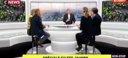 """Audiences: """"Morandini Live"""" spéciale gilets jaunes propulse pour la première fois CNews comme 4ème chaîne télé en France à 10h35"""